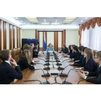 Встреча с Валентиной Матвиенко