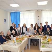 Встреча с ветеранами войны городского округа Мытищи
