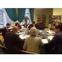 Заседание Комиссии по работе с талантливой молодёжью